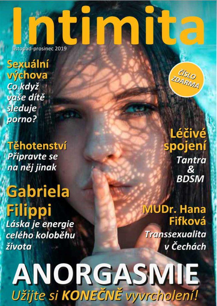 Úvodní strana - Časopis Intimita - číslo zdarma (2019/1)