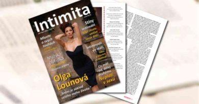 Intimita září-říjen 2020